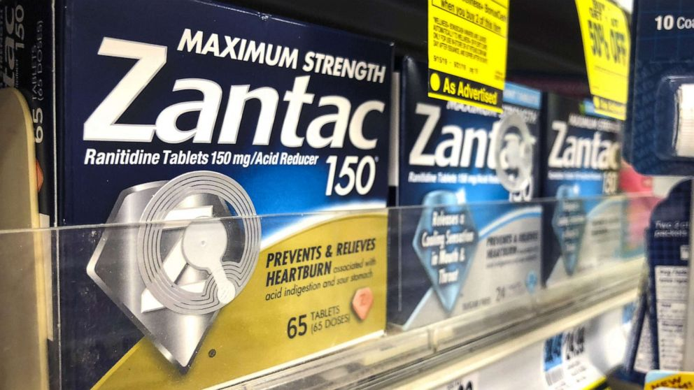 Heartburn drug Zantac contains traces of the carcinogen nitrosodimethylamine, according to a study from the New York Times.