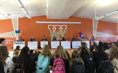 Eight Woodside Senior Athletes Sign Letters of Intent for Universities