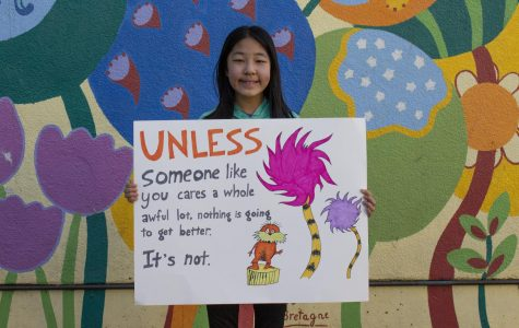 The Paw'dcast: Eighth Grader Natalie Su Leads First RCSD Climate Strike