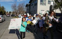 North Star Academy Holds First Redwood City School District Climate Strike