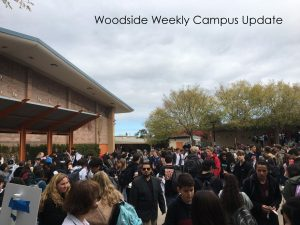 Meet Woodside's Exchange Students