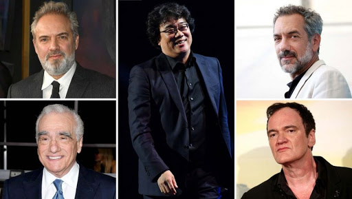 Five men were nominated for the 2020 Academy Award for best director.