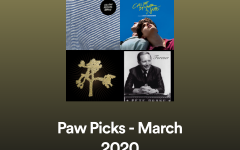 Paw Picks: Your Quarantine Playlist