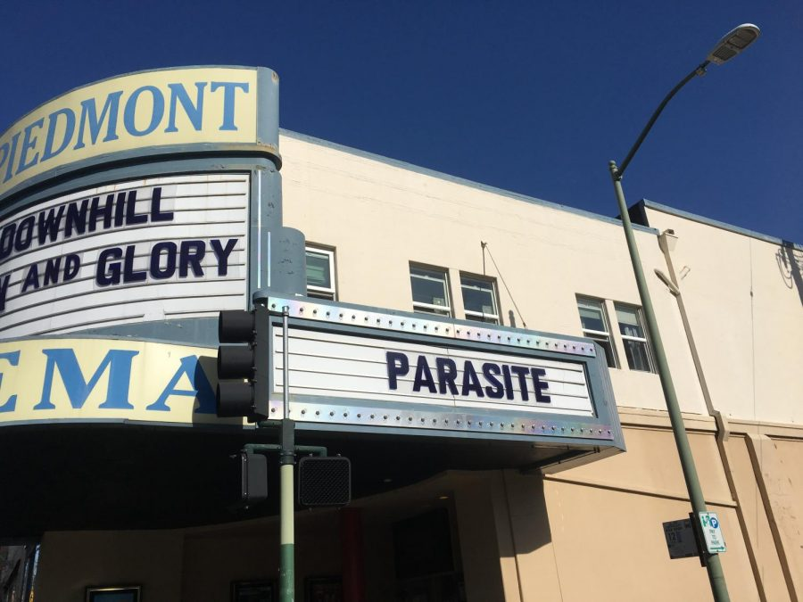 Parasite made its big screen debut in the US in October, earning $376,264 on just a few screens.