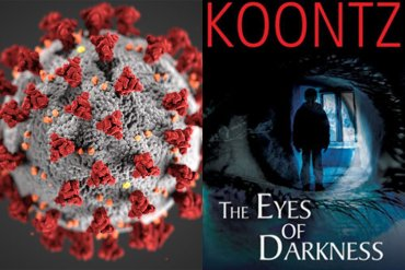 The Eyes of Darkness by Dean Koontz is said to contain a prediction to the current coronavirus, however this may just be a coincidence.
