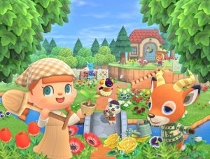 Animal Crossing Vacation