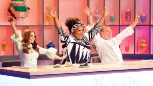 "Season 4 of ""Nailed It!"" was released on April 1, 2020."