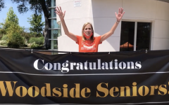 Principal Burbank shares her excitement for the graduating Woodside class of 2020.