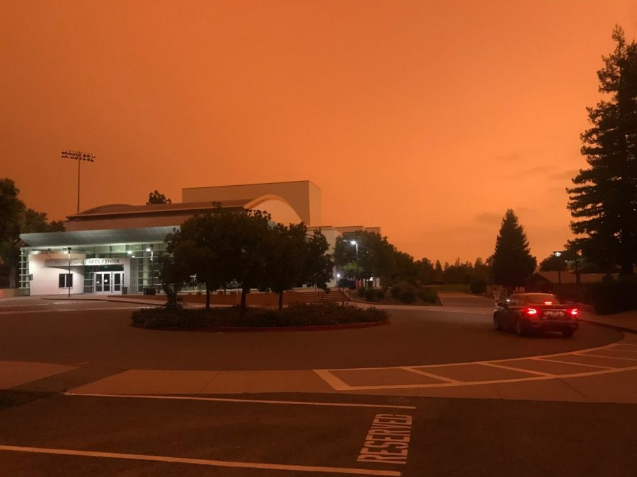 Wildfire smoke causes disruptions to Woodside Teachers and Students