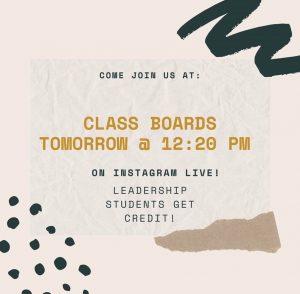 Woodside class of 2020