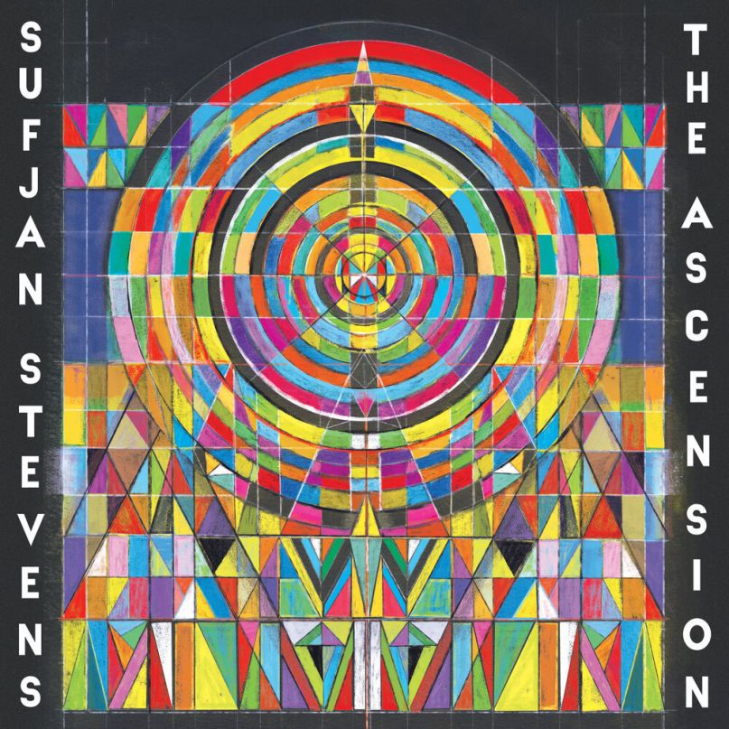 "The cover art for ""The Ascension"" was made entirely by Sufjan Stevens himself. The same is true for the album's writing, production, and recording."