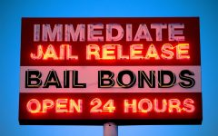 Bail bond companies offer to pay 90% of an individual's bail to allow immediate release. Ironically, this incentivizes judges to post bail at ten times what a defendant can afford.