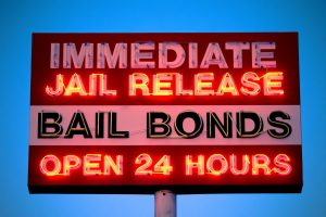 Bail bond companies offer to pay 90% of an individual