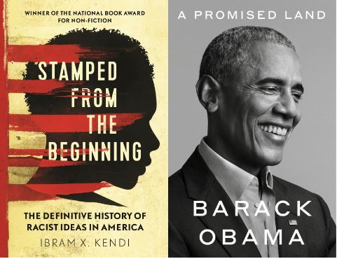 Barack Obama's A Promised Land, and Ibram X Kendi's Stamped From the Beginning, offer two perspectives into American race relations.