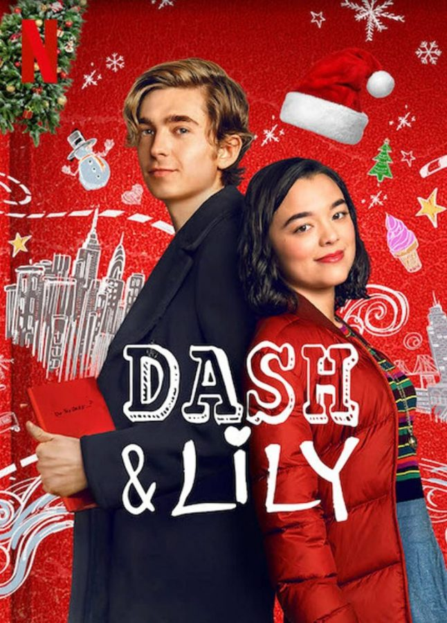 Netflix's Dash and Lily promotional picture.