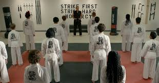 Cobra Kai Season 3 image
