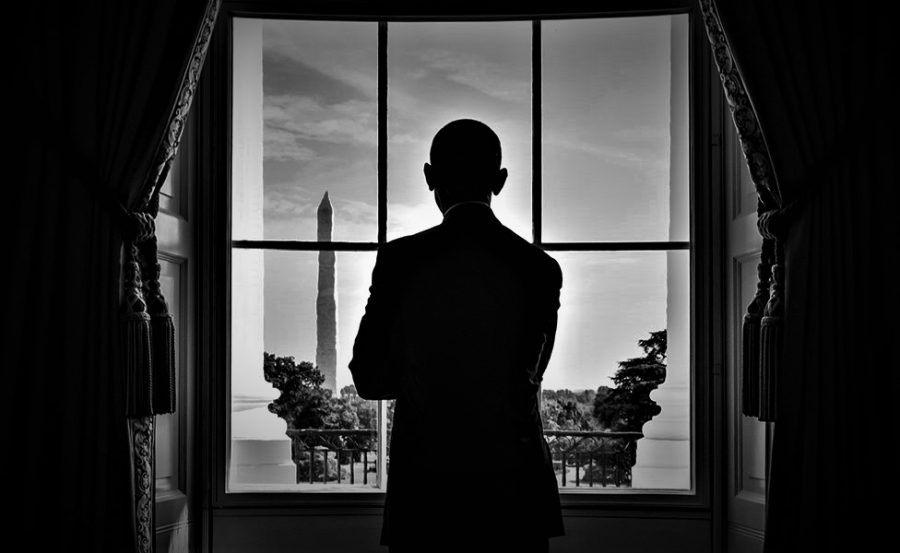 Barack+Obama+was+the+44th+president+of+the+United+States.+He+writes+about+his+first+term+in+his+newest+book%2C+A+Promised+Land.
