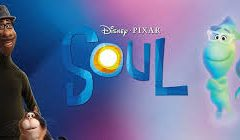 Poster of Pixar's new movie Soul
