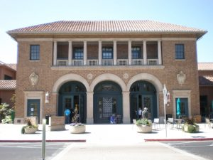 The Redwood City Library has had to adjust operations during the pandemic, but is planning to reopen soon.