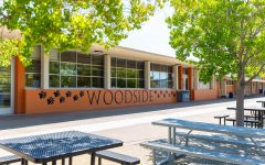 After nine years of service to Woodside High School, Principal Diane Burbank retires at the end of the 2020-2021 school year.