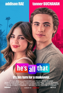 He's All That is one of the recent Netflix releases that's caused controversy over social media.