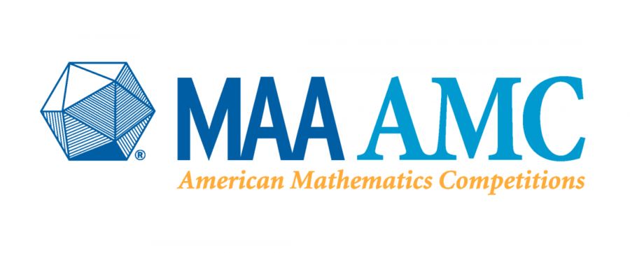 One of the bigger competitions Woodside's Competitive Math Club participates in is the AMC.